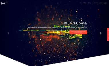 Top sites for free and easy CS:GO Skins